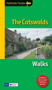 Pathfinder the Cotswolds : Walks, Paperback