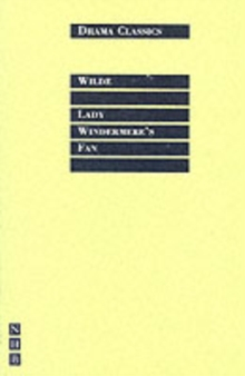 Lady Windermere's Fan, Paperback Book