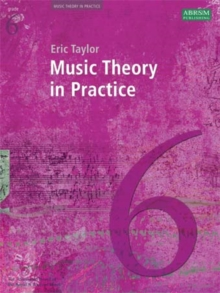 Music Theory in Practice, Grade 6, Sheet music