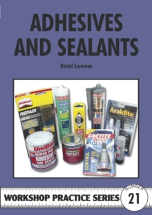 Adhesives and Sealants, Paperback Book