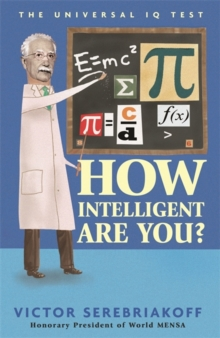 How Intelligent are You?, Hardback