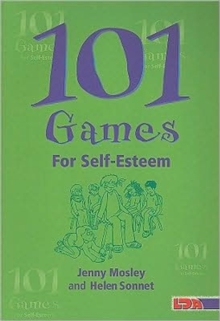 101 Games for Self-Esteem, Paperback Book