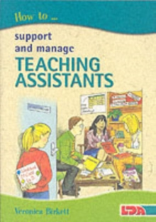 How to Support and Manage Teaching Assistants, Paperback