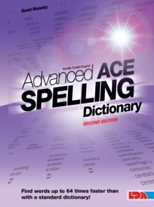 Advanced ACE Spelling Dictionary, Paperback