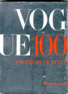 Vogue 100: A Century of Style, Postcard book or pack