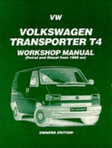 Volkswagen Transporter T4, 1990 on, Paperback