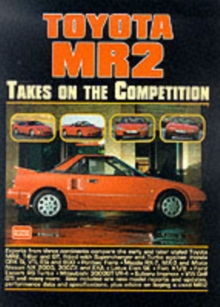 Toyota MR2 Takes on the Competition, Paperback Book