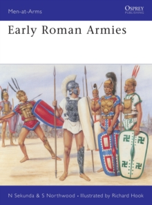 Early Roman Armies, Paperback Book