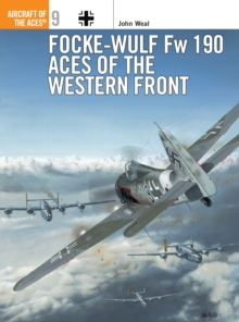 Fw 190 Aces of the Western Front, Paperback