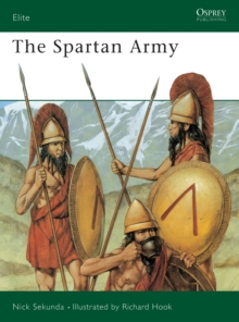 The Spartan Army, Paperback