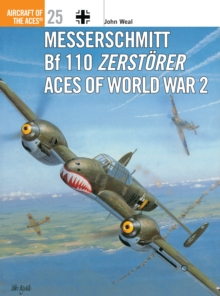 Messerschmitt Bf 110 Zerstorer Aces of World War 2, Paperback