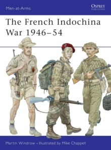 The Indochina War, 1946-54, Paperback Book