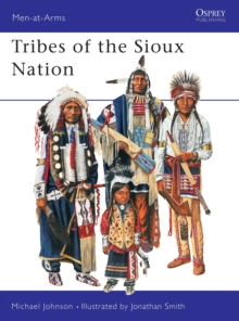 The Tribes of the Sioux Nation, Paperback Book