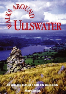 Walks Around Ullswater, Paperback Book