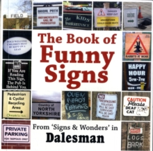 The Book of Funny Signs, Paperback