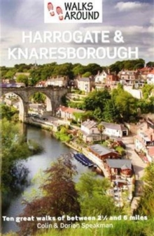 Walks Around Harrogate & Knaresborough, Paperback