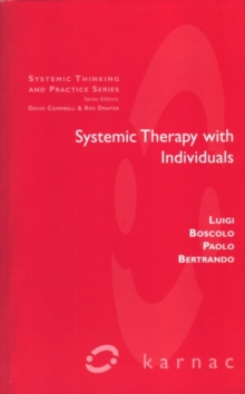 Systemic Therapy with Individuals, Paperback