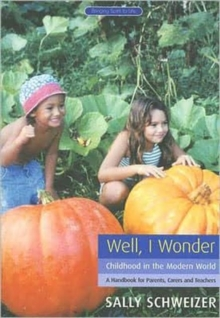 Well I Wonder : Childhood in the Modern World, a Handbook for Parents, Teachers and Carers, Paperback