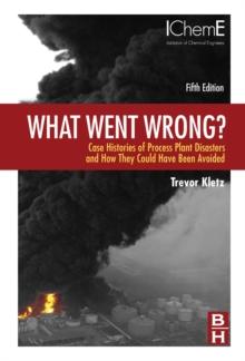 What Went Wrong : Case Histories of Process Plant Disasters and How They Could Have Been Avoided, Hardback
