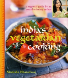 India's Vegetarian Cooking, Paperback Book