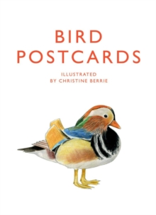 Bird Postcards, Postcard book or pack Book