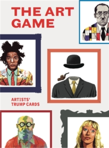The Art Game : Artists' Trump Cards, Cards