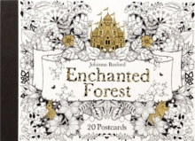 Enchanted Forest : 20 Postcards, Postcard book or pack Book