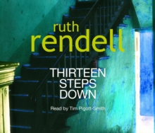 Thirteen Steps Down, CD-Audio