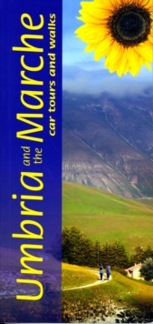 Umbria and the Marche, Paperback Book