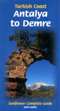 Antalya to Demre (Turkish Coast), Paperback Book