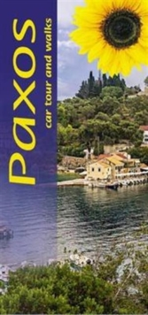 Paxos : Car Tour and Walks, Paperback Book