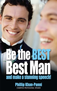 Be the Best Best Man and Make a Stunning Speech!, Paperback