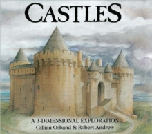 Castles : a 3-Dimensional Exploration, Hardback Book