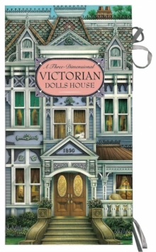 Victorian Dolls House: 3-Dimensional Carousel, Hardback Book