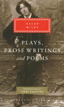 Plays, Prose Writings and Poems, Hardback