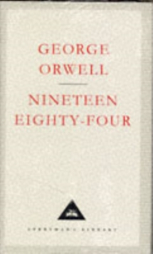 Nineteen Eighty-Four, Hardback