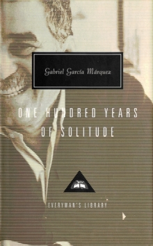 One Hundred Years of Solitude, Hardback