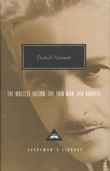 The Maltese Falcon, The Thin Man, Red Harvest, Hardback