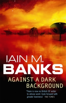 Against a Dark Background, Paperback