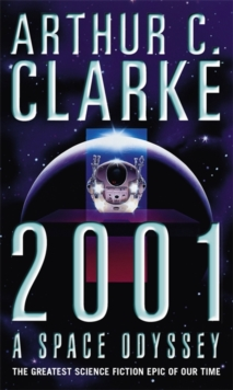 2001 : A Space Odyssey, Paperback