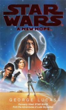 Star Wars: A New Hope, Paperback