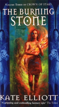 The Burning Stone, Paperback Book
