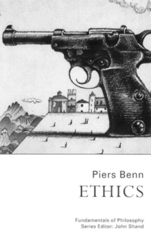 Ethics, Paperback Book