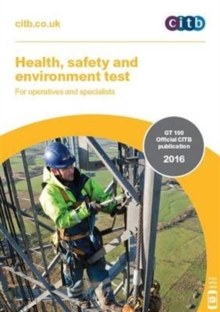 Health, Safety and Environment Test for Operatives and Specialists: GT 100/16, Paperback