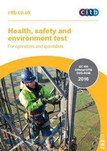 Health, Safety and Environment Test for Operatives and Specialists: GT 100, DVD-ROM Book