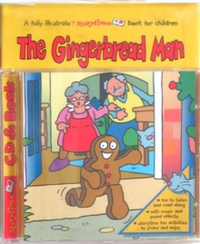The Gingerbread Man, Mixed media product Book