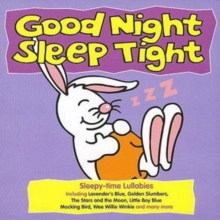 Good Night Sleep Tight, CD-Audio