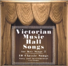 Victorian Music Hall Songs, CD-Audio