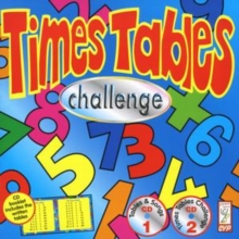 Times Tables Challenge, CD-Audio
