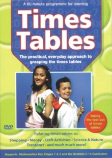 Times Tables, DVD
